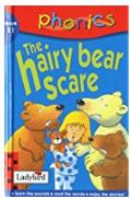 Phonics 11 Hairy Scare Bear
