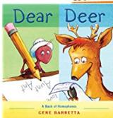 Dear Deer: A Book of Homophones